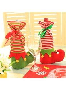 Popular 35x25cm Santa Claus or Snowman Christmas Stocking