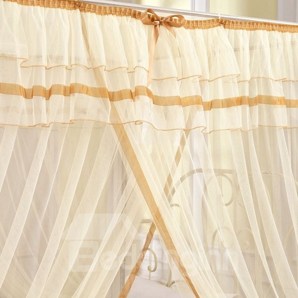 Aulic Style Lightweight and Spacious Box Mosquito Net