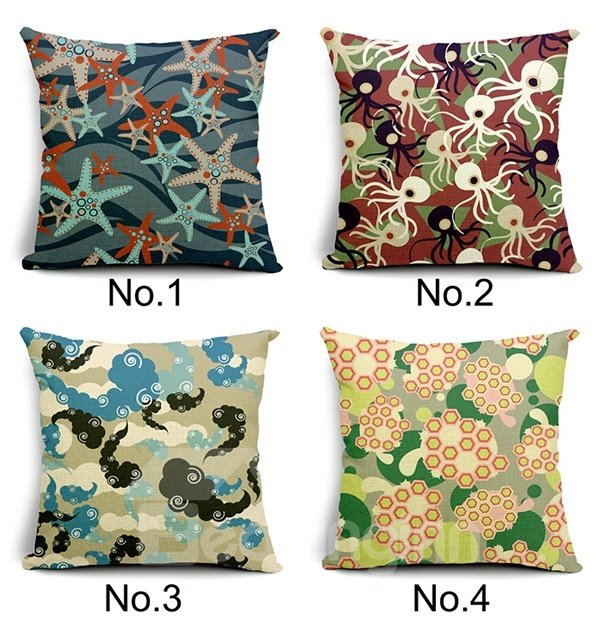 Excellent Modern Style Decorative Throw Pillow Case