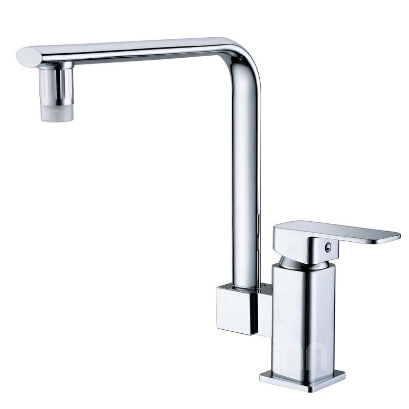 Unique 3 Colors Changing With Temperature Kitchen Faucet Head