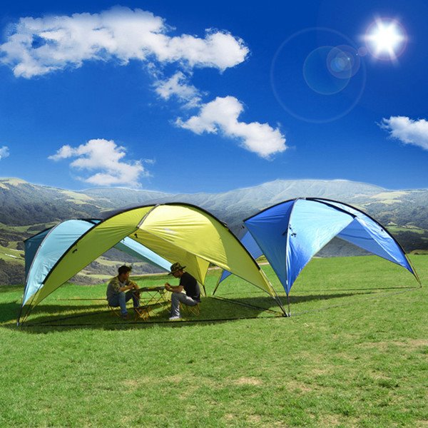 5-8 Person Outdoor UV-Protection Beach and Camping