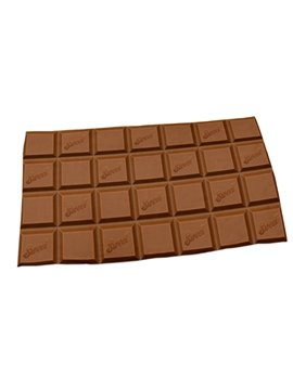 Sweet Chocolate 3D Printing Square Beach Towel & Bath Towel
