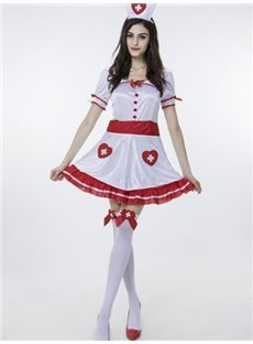Sexy Temptation Nurse Uniform Design Cosplay Costumes