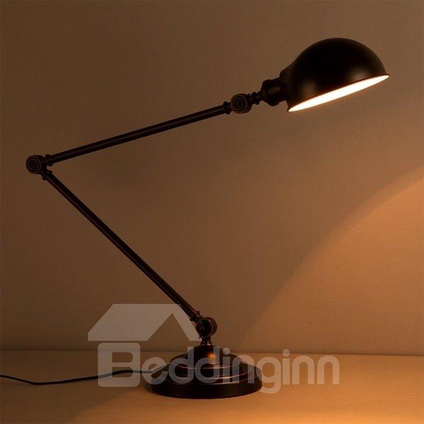 Wonderful Unique Design Iron Frame Home Decorative Table Lamp