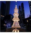 Wonderful 328 Feet 600 Bulbs Indoor Outdoor LED String Light