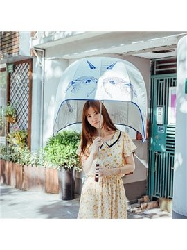 Modern Cute Unique Style Personal Umbrella