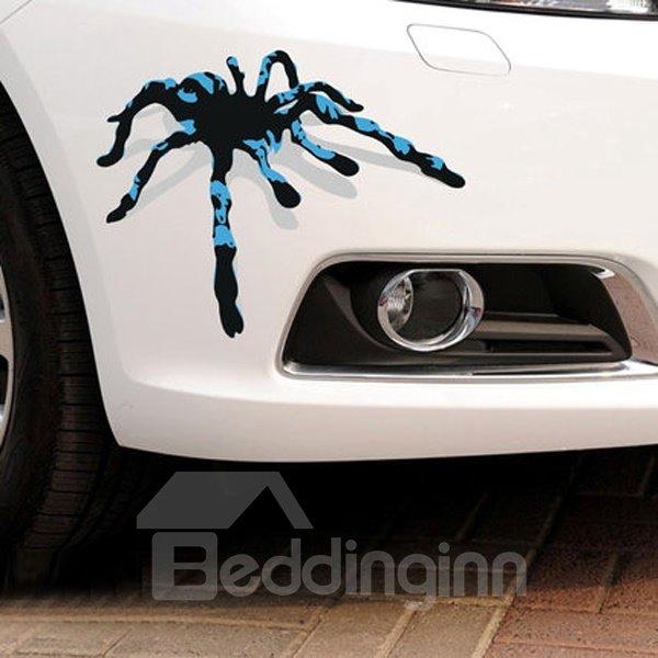 Three-Dimensional Spider Style Lifelike Car Sticker