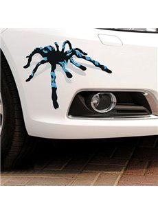 Three-Dimensional Spider Style Lifelike Car Sticker