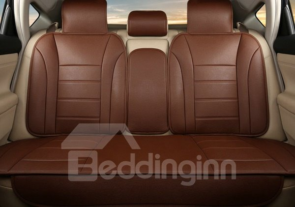 High Cost-Effective And Leather Material Fashional Universal Five Seven Car Seat Cover