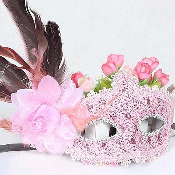 Faddish and Elegant Six Colors for Choose Princess Mask