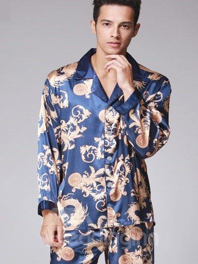 Luxury Floral Pattern Men