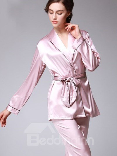 Elegant And Charming Lace Design Popular Pajamas