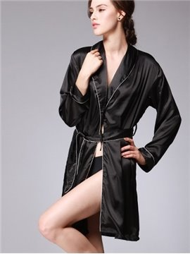 One-Piece Sexy Solid Lace Style Fantastic Pajamas