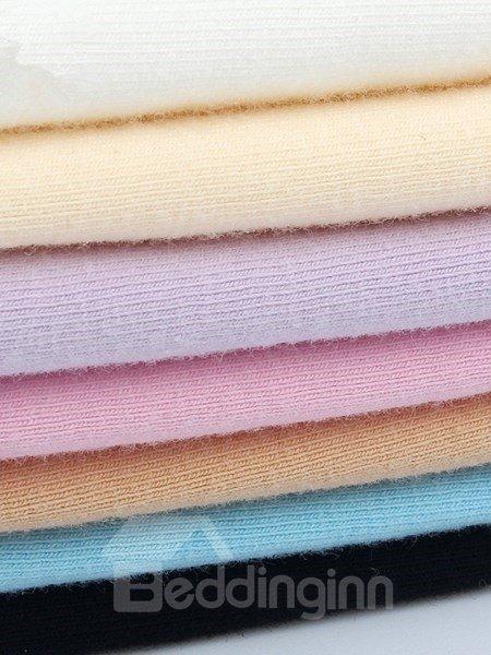 Five Pieces Different Colors Cotton Material Popular Underwear