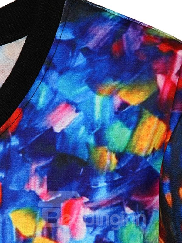 Stunning Long Sleeve Romantic Dating Pattern 3D Painted Hoodie