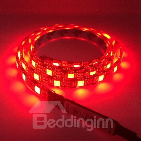 Modern Design Copper Wire USB 6.6 Feet Length Television Decoration LED Light