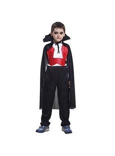 Vivid Halloween Style Cosplay Family Vampire Costume