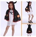 Cute Ox Horn Shape Three Colors for Choose Children Cloak