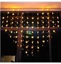 Romantic Decorative Heart Shaped 6.6 Feet Width LED Light