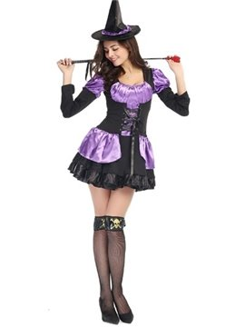 Purple Skirt Temptation Little Fairy Modeling Cosplay Costumes