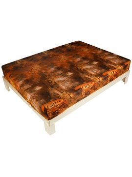 Vigorous 3D Tiger Print Polyester Fitted Sheet