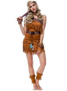 Classic Savage Cloth Lifelike Design Cosplay Costumes