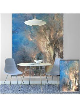 Nature Scenery Magnificent Clouds Printing Blackout 3D Roller Shades