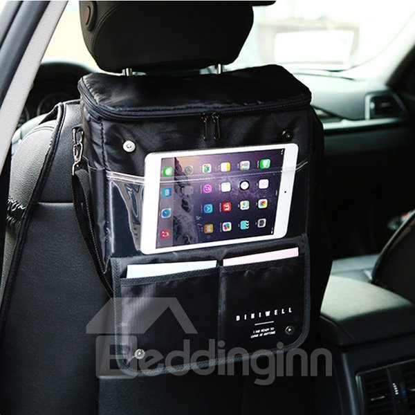 Multifunction Ipad Shoulder Pouch Insulation Popular Backseat Organizer