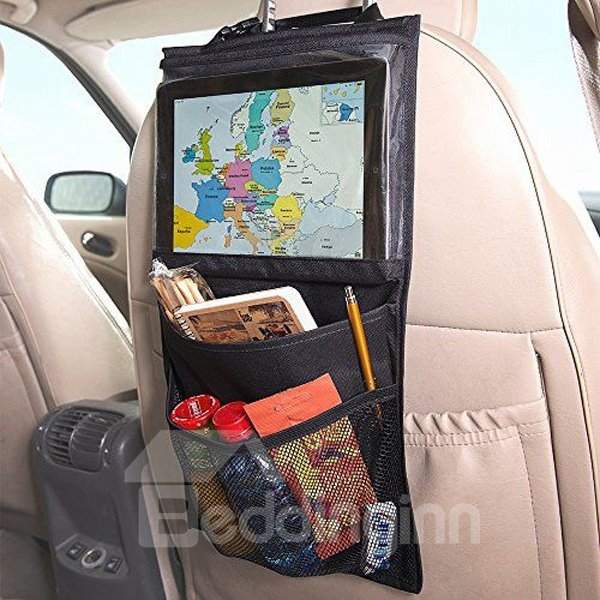 New Fashion Popular Easy Use Ipad Children Backseat Organizer