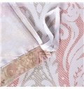 Magnificent Jacobean Print 4-Piece Cotton Duvet Cover Sets