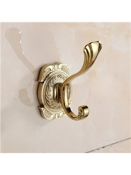 Delicate Alloy Wing Decorative Pattern Wall Hook
