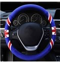 England Special Flag Fashional Element Car Steering Wheel Cover