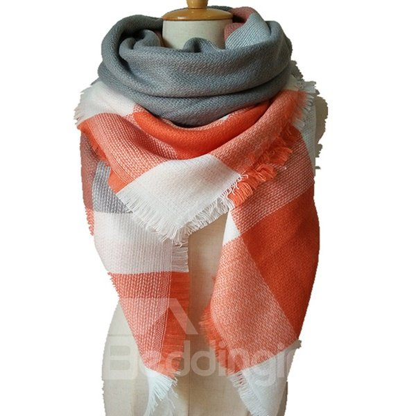 Special Design Wonderful New Women Stylish Cashmere Square Scarve