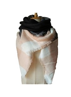 Hot Women Lady Winter Autumn Warm Soft Square Scarve