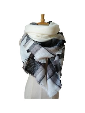 High Cost-Effective Thick Warm Cashmere Long Scarves