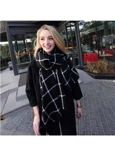 New Fashion Warm Cashmere Material Hot Long Scarves