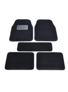 Super Comfortable Velvet Material Thickening Solid Universal Car Carpet