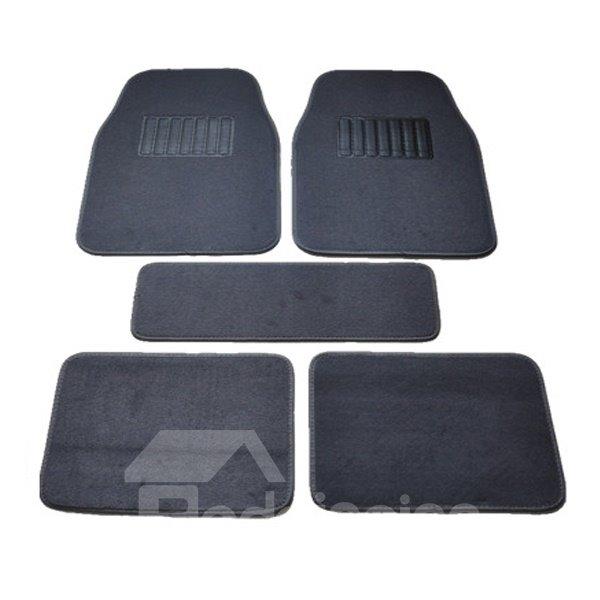 Super Comfortable Velvet Material Thickening Solid Universal Car Carpet