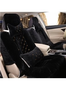 Winter And Autumn Necessary Warm Plush High Cost-Effective Comfortable Hot Universal Car Seat Cover