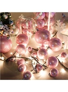 Cute Festival 60mm Two Colors for Choose Christmas Tree Decoration Balls