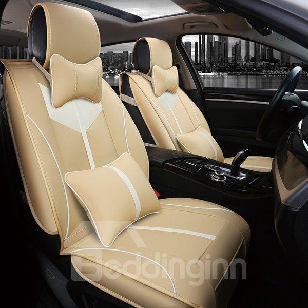 Classic Symmetrical Beautiful Design Durable Leather Universal