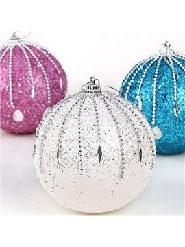 Fantastic Festival Decoration Three Colors for Choose Christmas Tree Balls