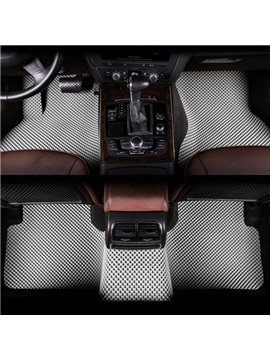 Custom-Made Durable PVC Leather And Emulsion Material Dedicated Car Carpet