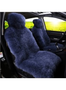 New Comfortable And Soft Wool Warm Fashion Car Seat Cover