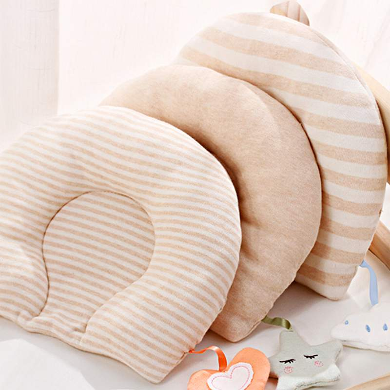 Super Soft Simple Design Prevent Flat Head Newborn Baby