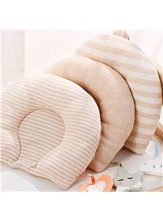 Super Soft Simple Design Prevent Flat Head Newborn Baby Pillow