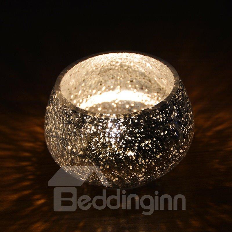 Sparkling Modern Design European Style Home Decorative Candle Holder 12699129