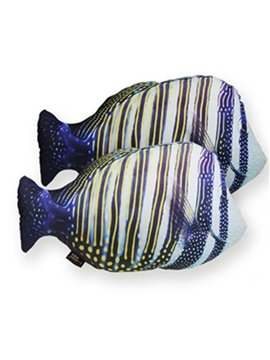 Vivid Cute Fish Design Decorative Throw Pillow