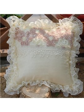 New Beautiful Floral Style Design Single Muti-Use Car Pillow