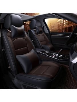 High-Grade Microfiber Leather And Super Comfortable Universal Five Car Seat Cover